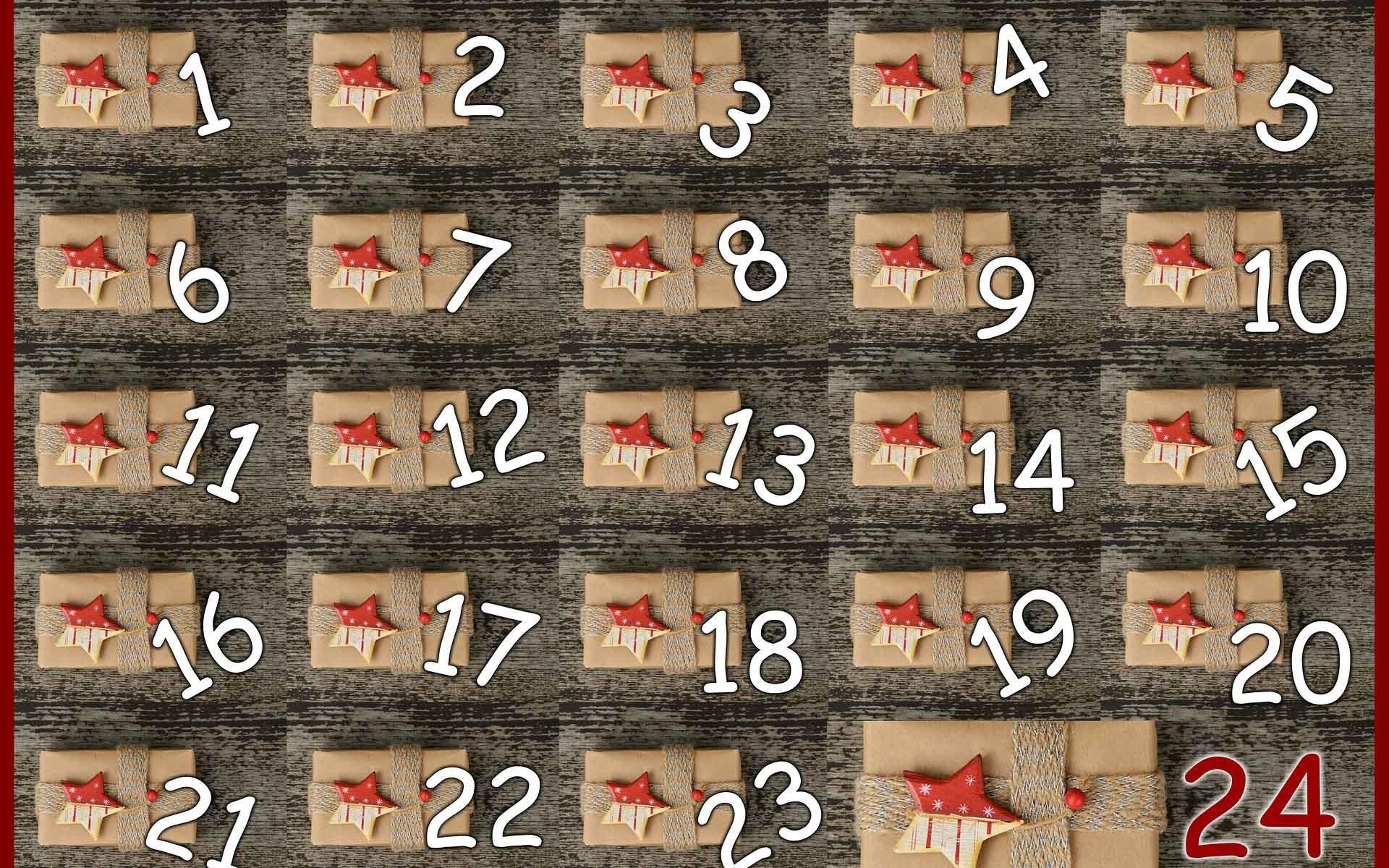 Advents Kalendar