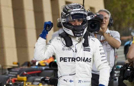 V. Bottas - Bahrain GP Pole