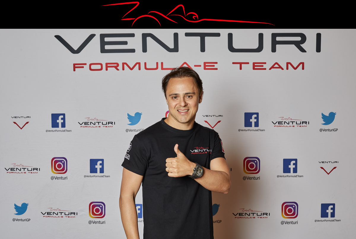 Felipe Massa Venturi Formula E Team