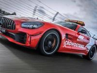 F1 Safety Car - Mercedes-AMG GT R