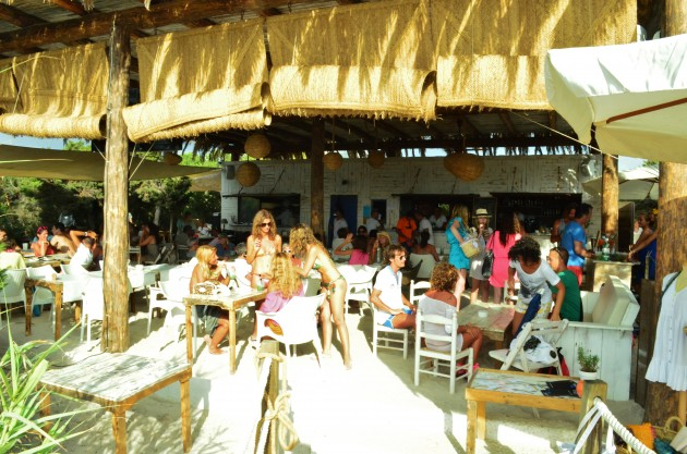 Restaurante Beso Beach