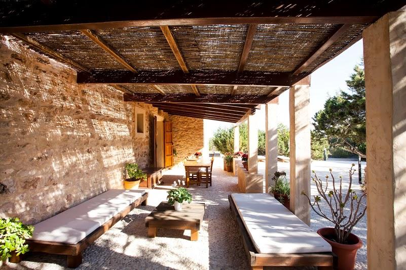 CASA RURAL ANTIGUA  Formentera IN alquiler de casas y