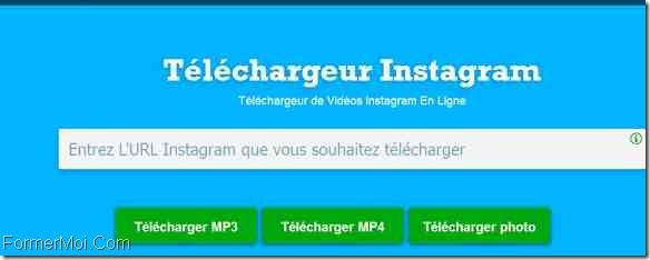 DownlodInstagramVideos Télécharger les vidéos Instagram