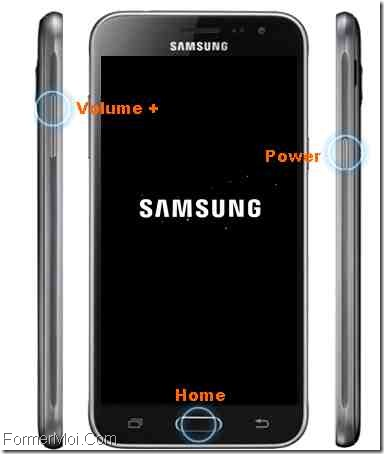Samsung Galaxy J3 2018- Réinitialisation et restauration