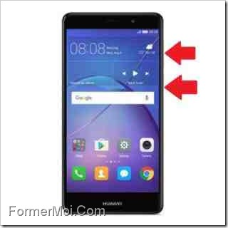 Huawei Honor 9 Lite réinitialiser