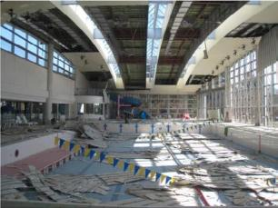 1 Large-scale ceiling collapses in public venues © Takeuchi Lab, Tokyo Institute of Technology