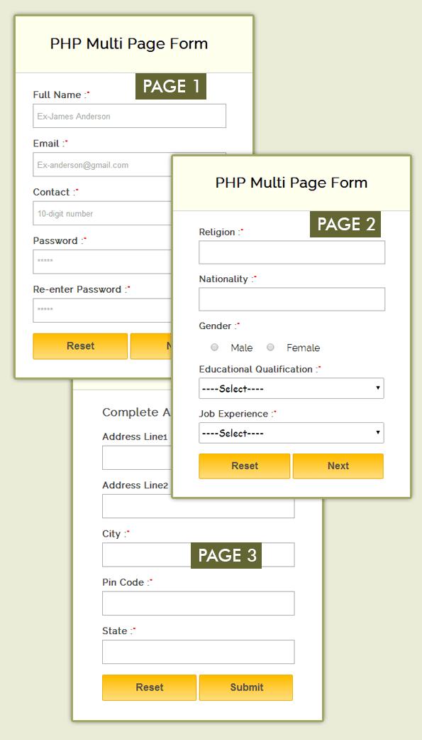 Membuat Login Multi User Dengan Codeigniter : membuat, login, multi, dengan, codeigniter, Multi, FormGet