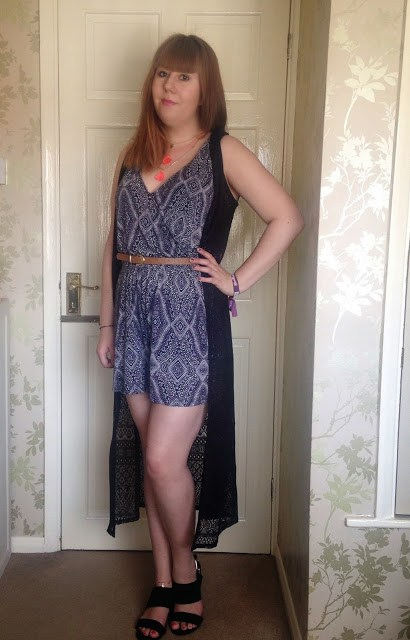Inspire Magazine Online - UK Fashion, Beauty & Lifestyle blog | LOTW | You keep me on the edge of my seat; Inspire Magazine; Inspire Magazine Online; LOTW; Look Of The Week; WIW; What I Wore; Fashion; H&M