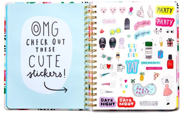 Inspire Magazine Online - UK Fashion, Beauty & Lifestyle blog | Pimp My Desk | Stationary Wish List; Inspire Magazine Online; Inspire Magazine; Pimp My Desk; Stationary Wish List; Ban.do; Ban.do Planner