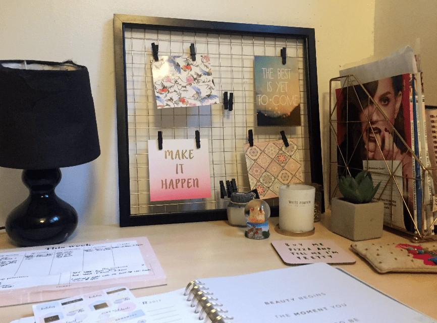 Formidable Joy | UK Fashion, Beauty & Lifestyle Blog | Lifestyle | Desk update with Kit Out My Office | Kit Out My Office | Blogger Space | Desk | Review