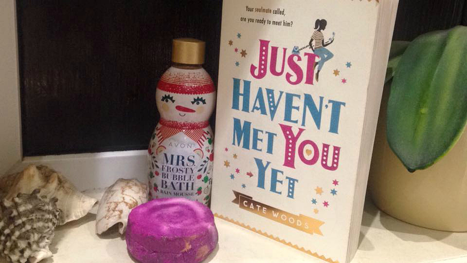 Formidable Joy | UK Fashion, Beauty & Lifestyle Blog | Book Review | Just Haven't Met You Yet by Cate Woods; Formidable Joy; Formidable Joy Blog; Book Review; Just Haven't Met You Yet; Cate Woods