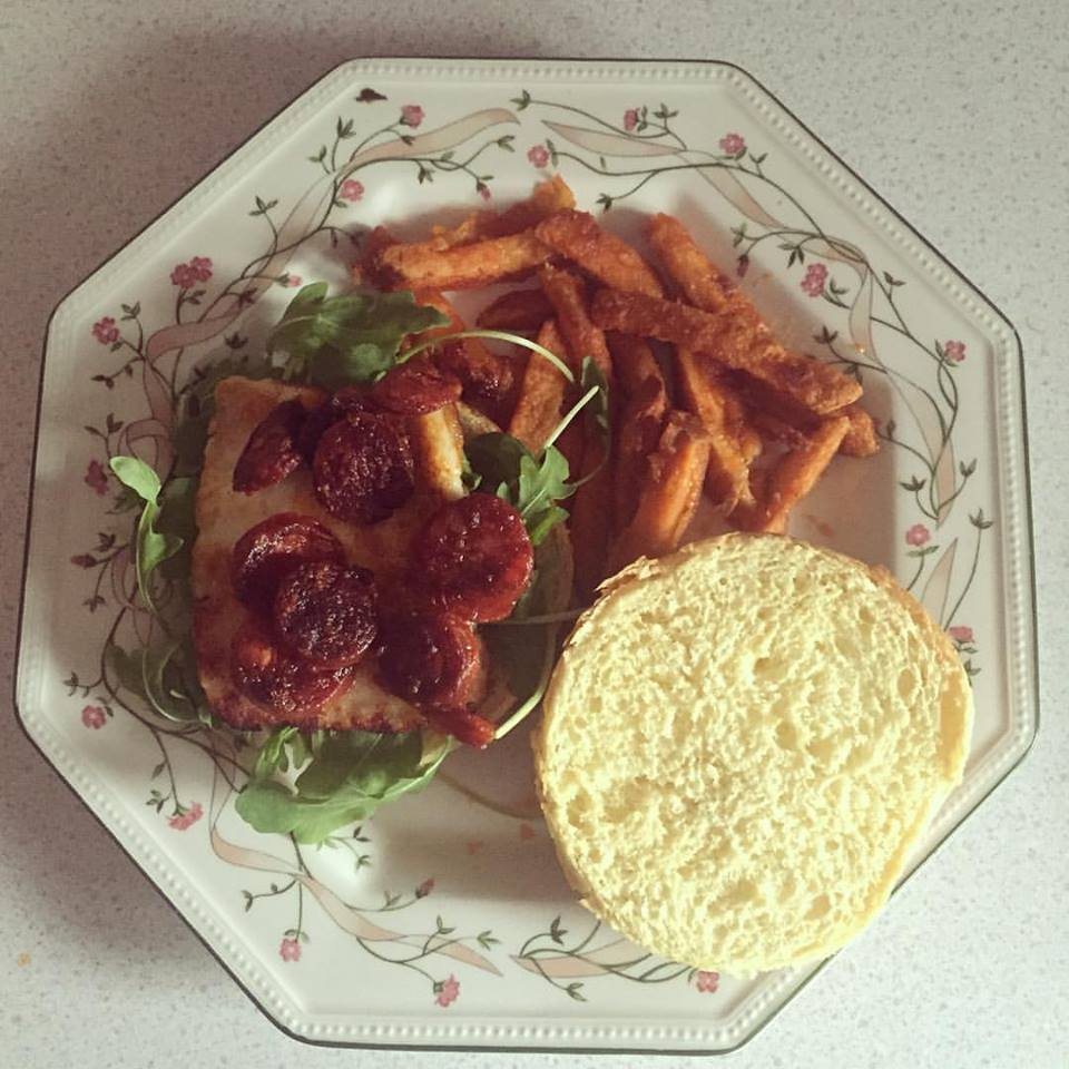 Food chorizo halloumi burger recipe formidable joy formidable joy formidable joy blog food recipes forumfinder Gallery