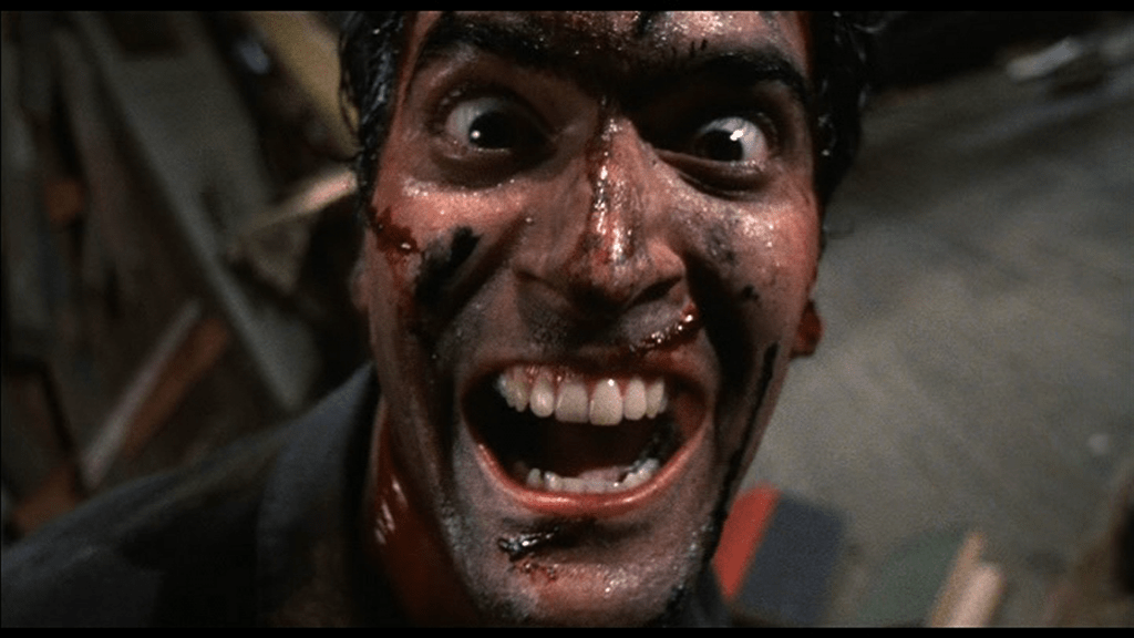 Formidable Joy   Formidable Joy Blog   Movies   Valentine's Day   Gory Movies   Horror   Evil Dead