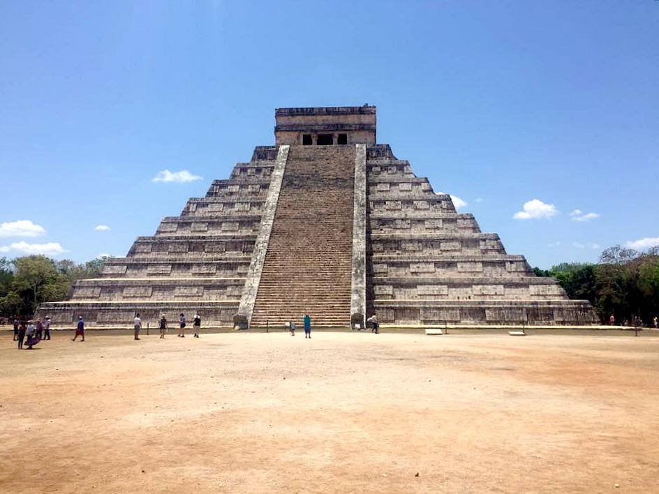 Formidable Joy | Formidable Joy Blog | Travel | Mexico | Trek America | Trek America Mexican BLT Tour | Chichen Itza