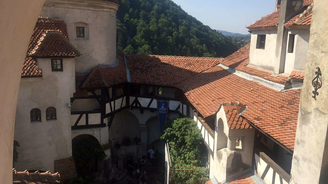 Formidable Joy - UK Fashion, Beauty & Lifestyle Blog   Formidable Joy   Travel   Romania   Bran   Bran Castle   Dracula's Castle