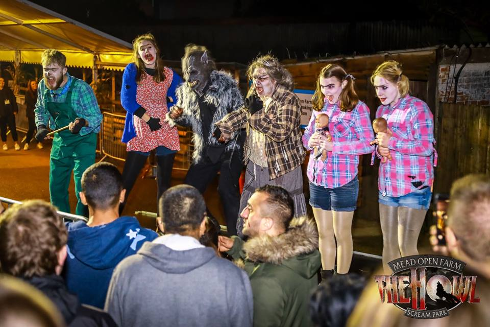 Formidable Joy | Getting scared silly at The Howl Scream Park @ Mead Open Farm | Halloween | Halloween 2018 | The Howl Scream Park | Mead Open Farm