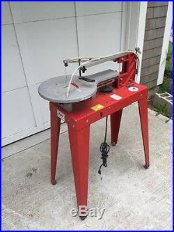Rbi Scroll Saw Model 220