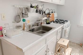 收納 小廚房收納極大化