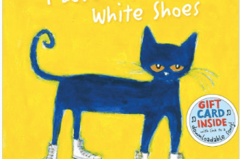 台語 Pete the Cat: I Love My White Shoes /皮特貓:我愛我的白鞋子/皮妥貓:我佮意我个白鞋