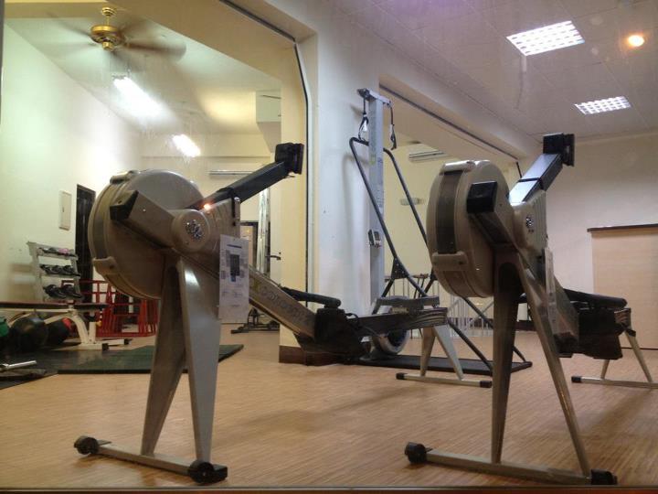 燃燒卡路里? 試試劃船機吧!   Formosa Fitness