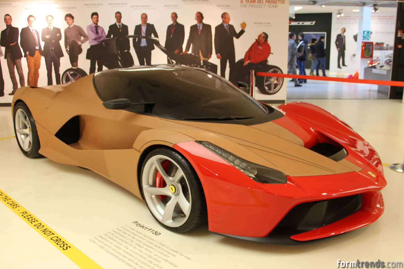 Billy Craft Honda >> Ferrari Design Director Creates LaFerrari Spacecraft ...