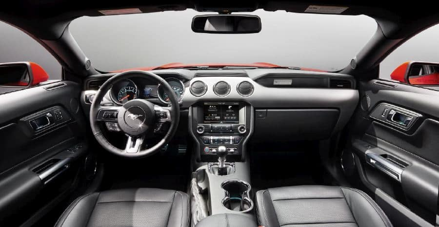 Ford S Interior Designers Talk Mustang