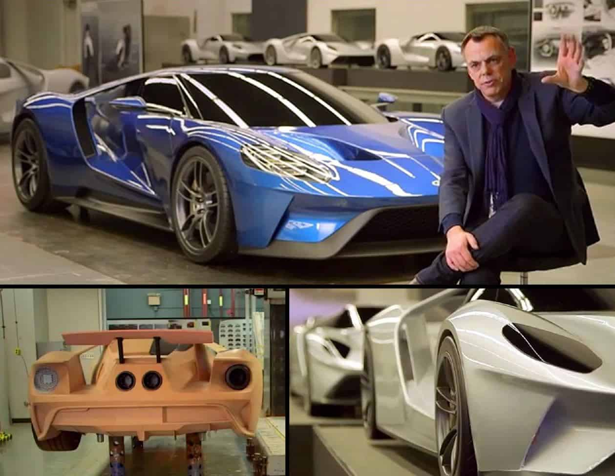 Ford Gt Design Process Outlined In New Video For Forza Motorsport