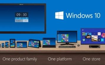 Windows 10 7 Versiones