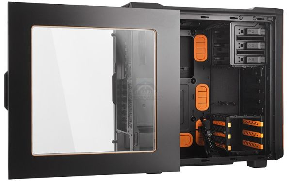 Be quiet Silent Base 600 Tapa lateral