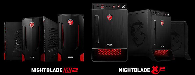 MSI Nightblade X2 MI2