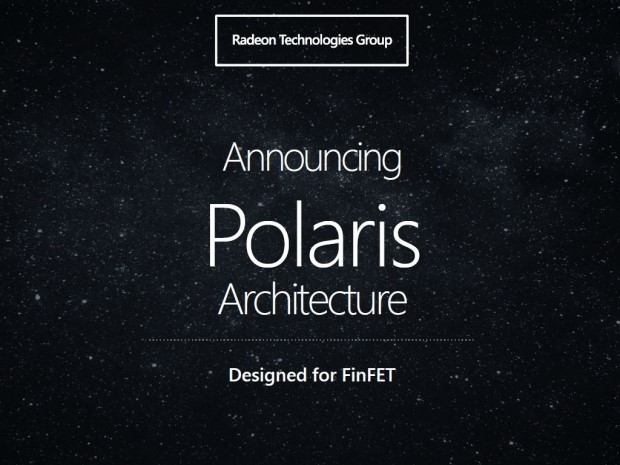 AMD Polaris FinFET
