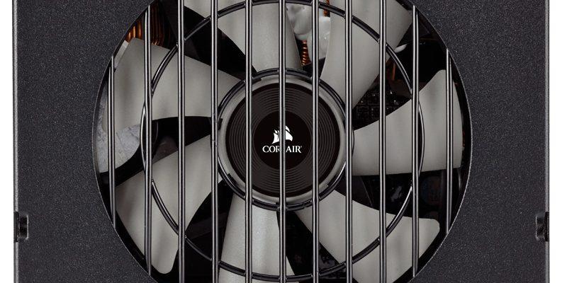 Corsair SF600 Zero RPM Fan Mode
