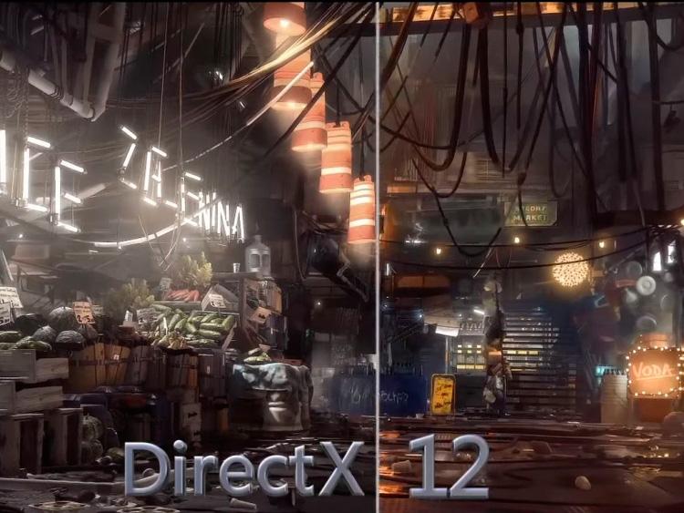 Microsoft DirectX 12 Teaser