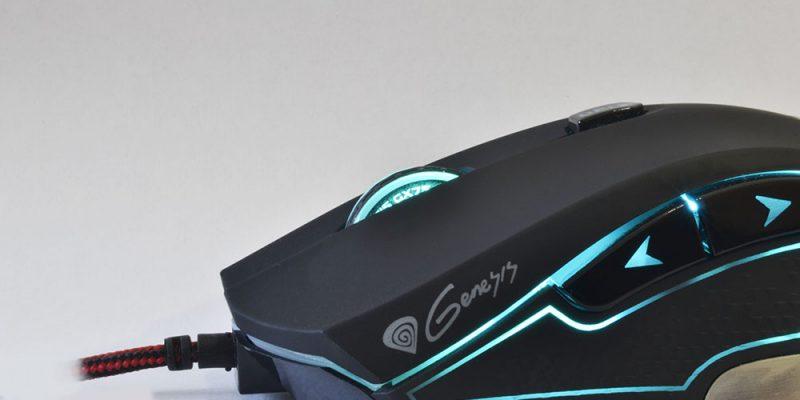 Natec Genesis GX75 serigrafia rueda