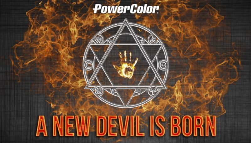 PowerColor Radeon RX 480 Devil