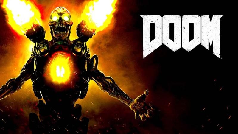 Doom API VULKAN