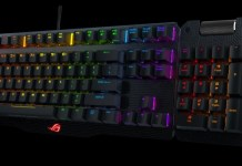 ASUS ROG Claymore RGB LED