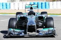 Mercedes AMG F1 Team F1 W04
