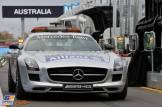 The Mercedes-Benz Safety Car