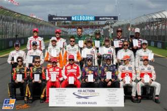 FIA Action for Road Safety - Golden Rules