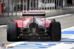A Scuderia Ferrari F14 T