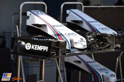 Front Wings for the Williams F1 Team FW37