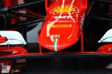 Detail of the Front Wing for the Scuderia Ferrari SF15-T