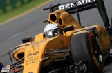 Kevin Magnussen, Renaul F1 Team, RS16