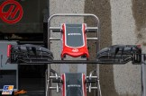 A Front Wing for the Haas F1 Team VF16
