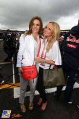 Geri Horner and Emma Bunton