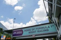 2016 Formula 1 Singapore Airlines Singapore Grand Prix; Home of Formula 1 Night Racing