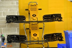 Front Wings for the Renault F1 Team RS16