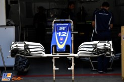 A Front Wing for the Sauber F1 Team C35