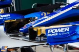 Front Wings for the Sauber F1 Team C36